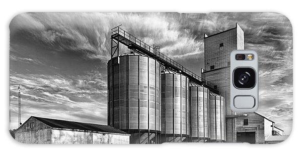 Grain Elevator Galaxy Case