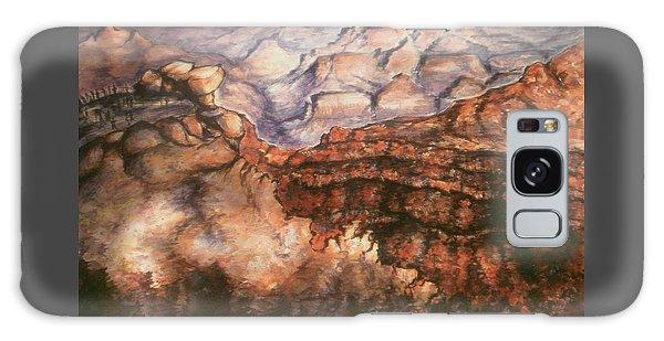 Grand Canyon Arizona - Landscape Art Painting Galaxy Case