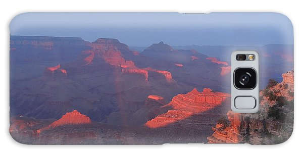 Grand Canyon At Sunset Galaxy Case by Jayne Wilson