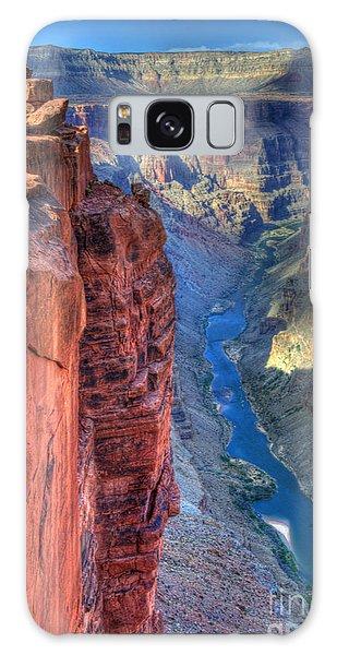 Chasm Galaxy Case - Grand Canyon Awe Inspiring by Bob Christopher