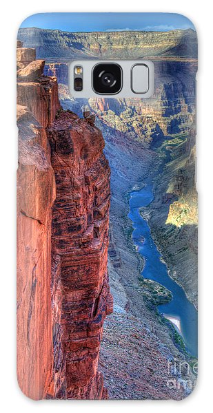Grand Canyon Awe Inspiring Galaxy Case by Bob Christopher