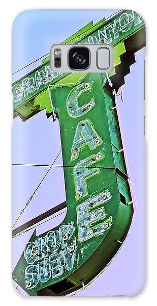 Grand Canyon Cafe Galaxy Case