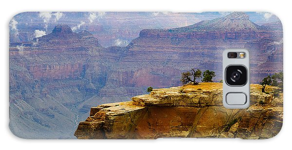 Grand Canyon Clearing Storm Galaxy Case by Terry Garvin