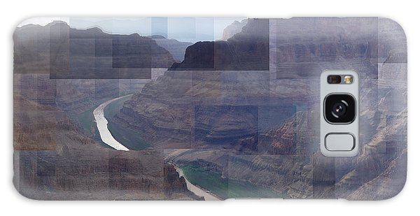 Grand Canyon Guano Point Galaxy Case