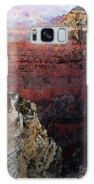 Grand Canyon I - Spring 2014 Galaxy Case by David Blank