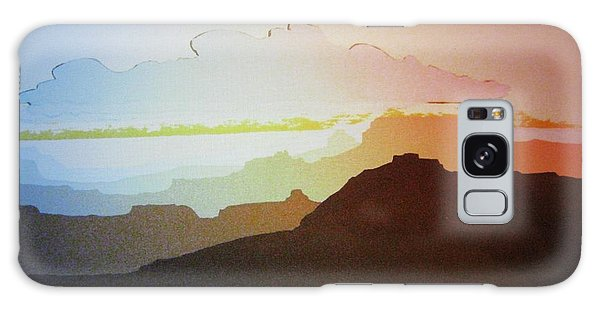 Grand Canyon Galaxy Case by John  Svenson