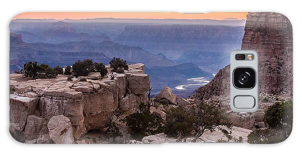 Grand Canyon Morning Galaxy Case
