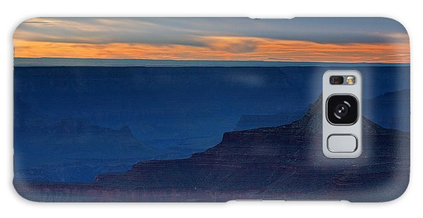 Grand Canyon National Park Cape Royal Sunset Galaxy Case