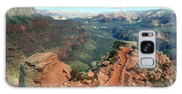 Grand Canyon National Park South Kaibab Trail Galaxy Case