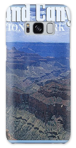 Grand Canyon National Park Vintage Style Galaxy Case