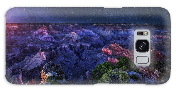 Grand Canyon Night Galaxy Case