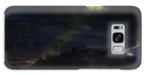 Grand Canyon Night Sky Galaxy Case