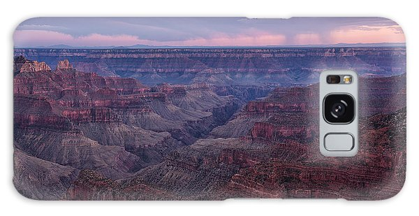Grand Canyon North Rim Galaxy Case