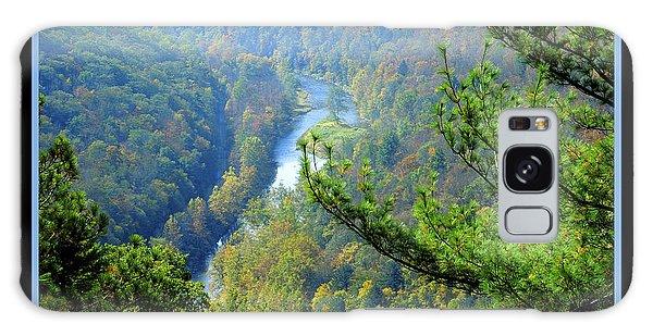Wellsboro Galaxy Case - Grand Canyon Of Pennsylvania Wellsboro by A Gurmankin