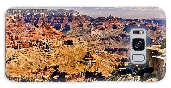 Grand Canyon Painting Galaxy Case