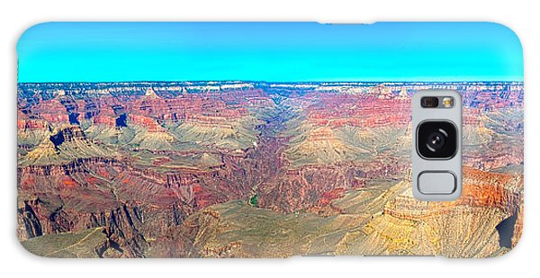 Grand Canyon Panorama Galaxy Case