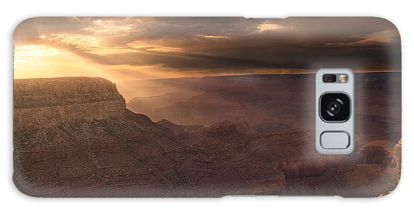 Grand Canyon Red Sunset Galaxy Case