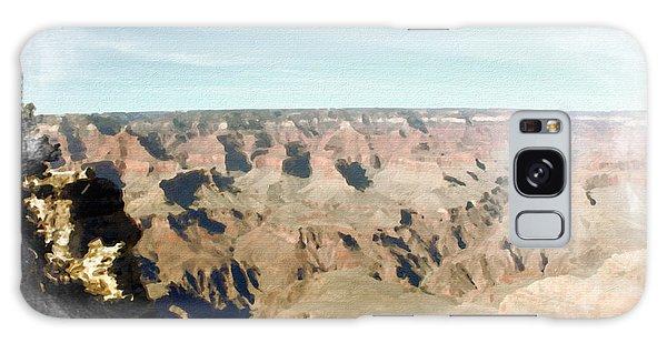 Grand Canyon Softness Galaxy Case