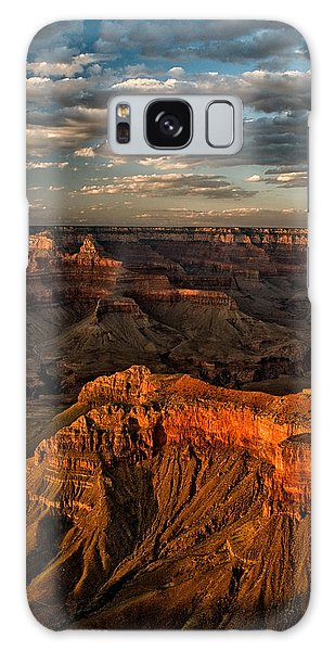 Grand Canyon Sunset Galaxy Case