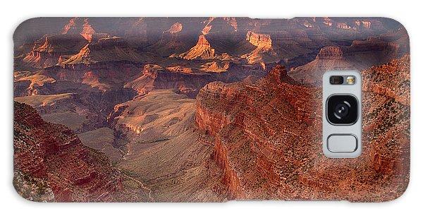 Grand Canyon Sunset Galaxy Case