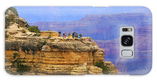 Grand Canyon Vista Galaxy Case