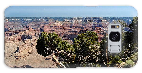 Grand Canyon West Galaxy Case by Robert  Moss