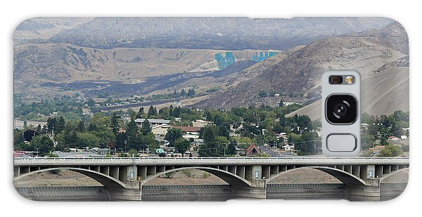 Grand Coulee Dam  Galaxy Case by E Faithe Lester