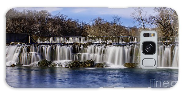 Grand Falls In Joplin Missouri Galaxy Case