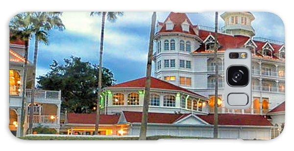 Grand Floridian Resort Walt Disney World Galaxy Case by Thomas Woolworth