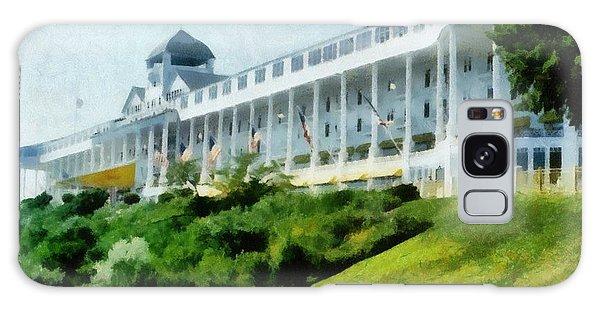 Grand Hotel Mackinac Island Ll Galaxy Case