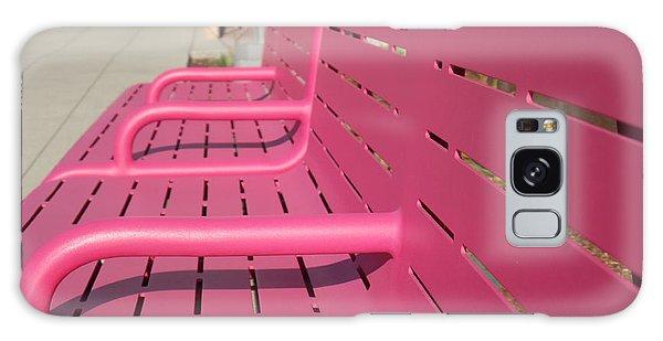 Grand Park Pink Galaxy Case