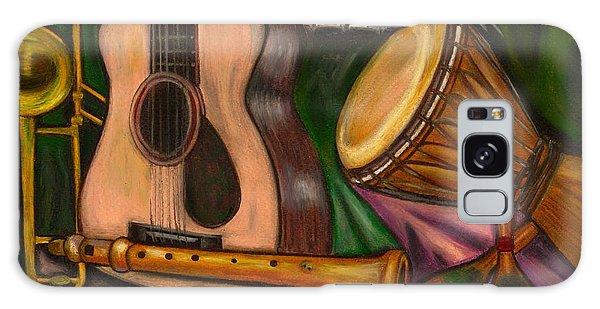 Music Galaxy Case - Grand Pop by Artist RiA