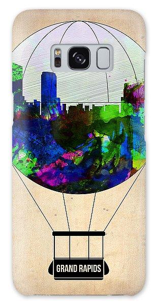 Motor City Galaxy Case - Grand Rapids Air Balloon by Naxart Studio