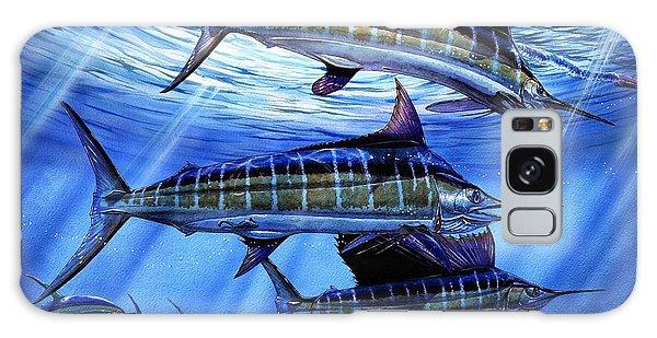 Grand Slam Lure And Tuna Galaxy Case
