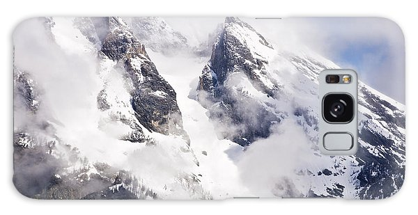 Grand Teton Glacier Galaxy Case