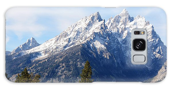 Grand Tetons Galaxy Case