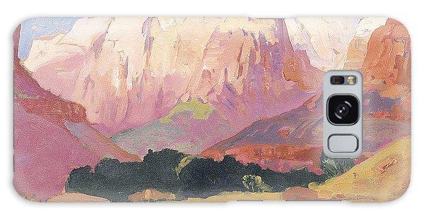 Teton Range Galaxy Case - Grand Tetons by Franz A Bischoff