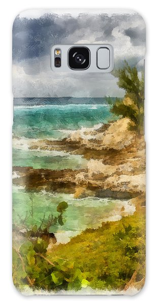 Grand Turk North Shore Vertical Galaxy Case
