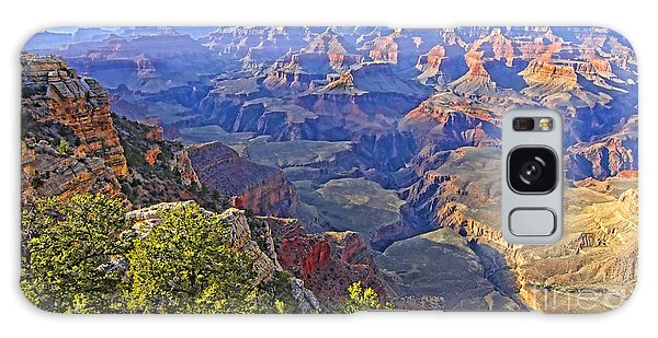 Grand View Canyon Galaxy Case