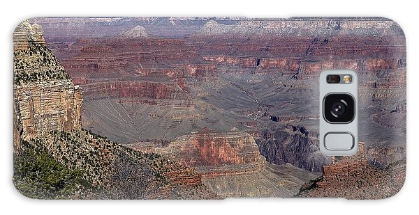 Grand View Of Grand Canyon Canyon Galaxy Case