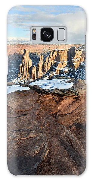 Grand View Galaxy Case by Ray Mathis