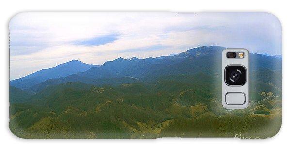 Grandfather Sugar Beech Mountains Galaxy Case