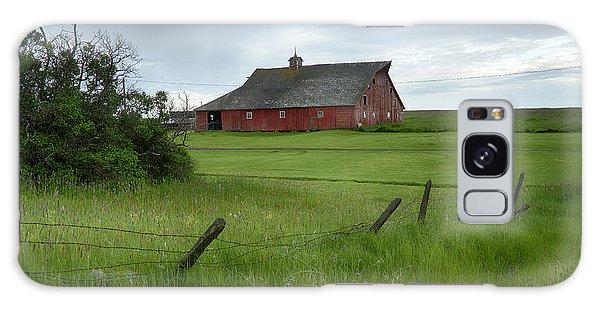 Grangeville Barn Galaxy Case