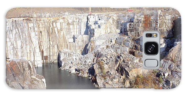 Contour Galaxy Case - Granite Quarry, Barre, Vermont by Panoramic Images