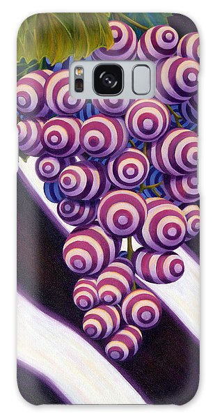 Grape De Menthe Galaxy Case
