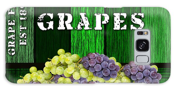Grape Farm Galaxy Case