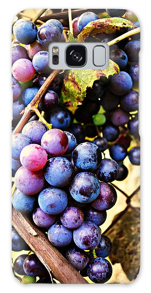 Grape Vines Galaxy Case