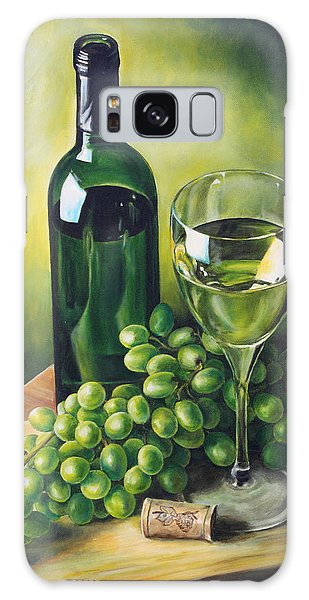 Grapes And Wine Galaxy Case