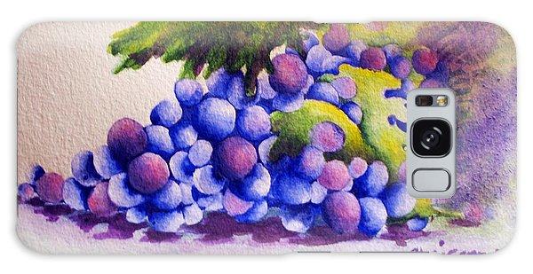 Grapes Galaxy Case by Chrisann Ellis