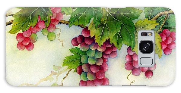 Grape Galaxy Case - Grapes by Hailey E Herrera